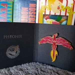 Phoenix Loot Crate Exclusive Harry Potter Pin